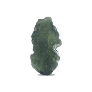 Rough Moldavite 53ct Collector's Piece