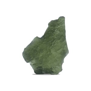 Rough Moldavite 28.5ct Collector's Piece