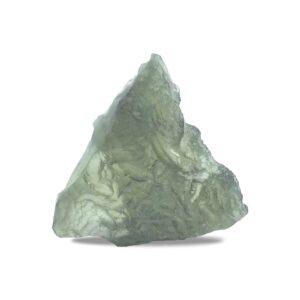 Rough Moldavite 22.6ct Collector's Piece
