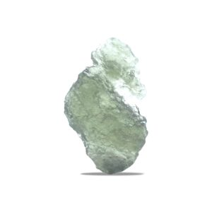 Rough Moldavite 6.9ct Collector's Piece